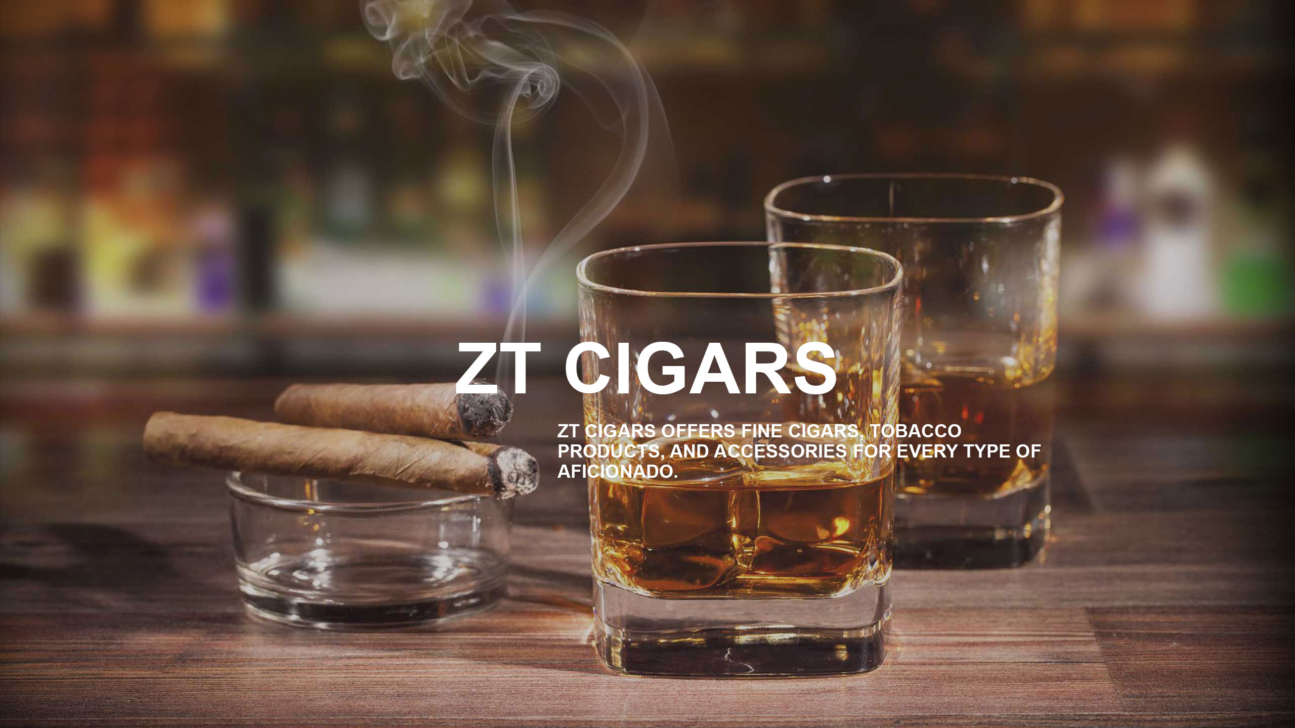 ZT Cigars is a cigar dealer with locations in Oklahoma City